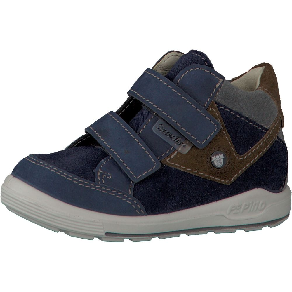 Ricosta KIMO Waterproof Leather Ankle Boots (Navy)